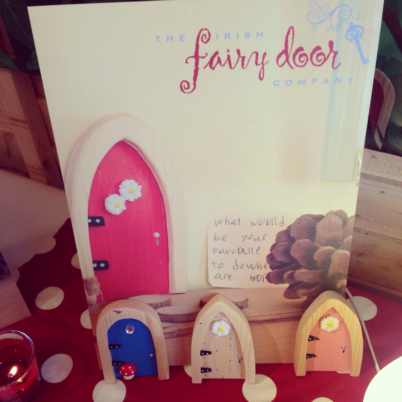 The Irish Fairy Door Company. - Eat Sleep Chic