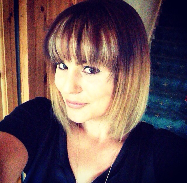 My New Ombr Balayage Colour And Fringe With Peter Mark Malahide