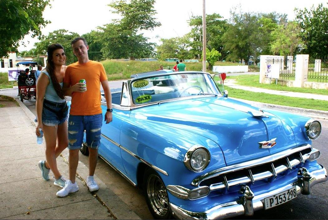 Vintage Car Tour, Havana - Eat Sleep Chic