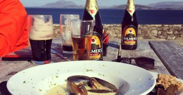 Sailors Bar and Restaurant Clare Island
