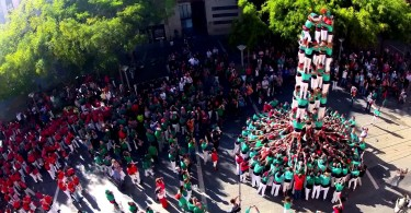 Castellers of Sabadell Show