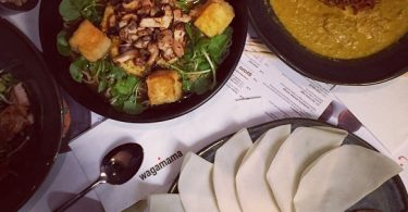 Wagamama's new Kaizen 'good change' menu