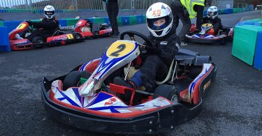 WhiteRiver Park in Collon County Louth Kart Racing