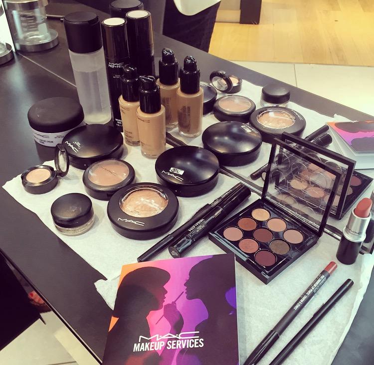 Mac Cosmetics Book